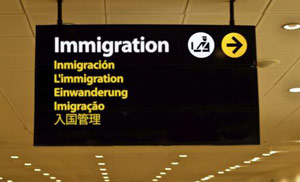 L'assimilation des immigrants Sondage