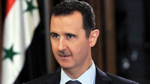 Overthrow of Assad Poll