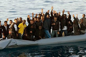 Boat Immigrants Poll