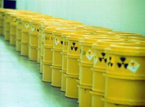 Nuclear Waste Poll