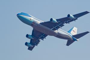 Air Force One anket