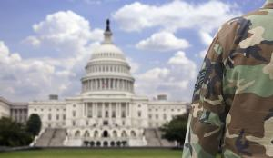 Military Congressional Approval Umfrage