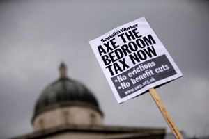 Bedroom Tax Poll